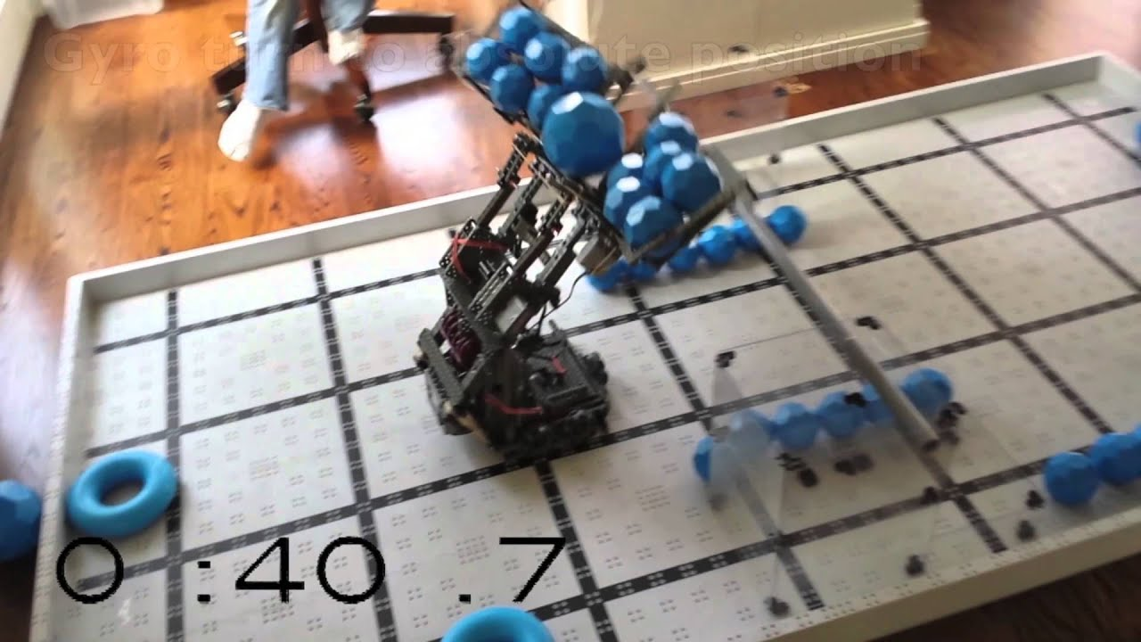 The Flying Pig - VEX IQ - Programming World Champion - YouTube