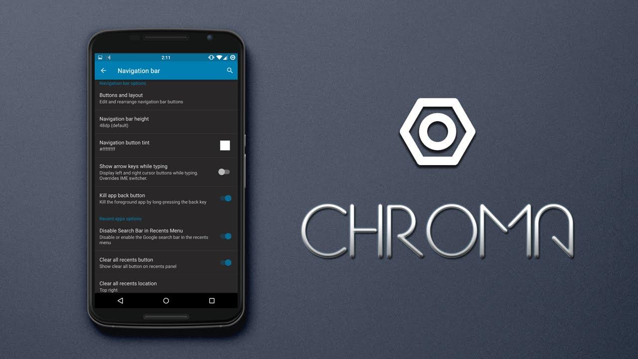 Chroma ROM for Nexus 6!