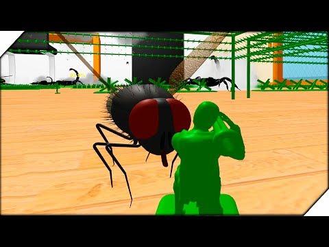 жуки пауки игра