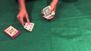 Card hit wonder! (JUSTIN FLOM )