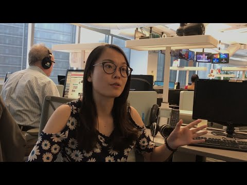 Chinese interns at CGTN America recall their Gaokao experience