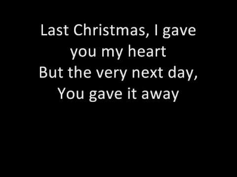 Wham - Last Christmas (with lyrics :D) Mp3