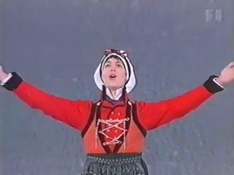 Sissel Kyrkjebø - Hymne Olympique (Olympic Hymn 1994 Winter Games Norway)