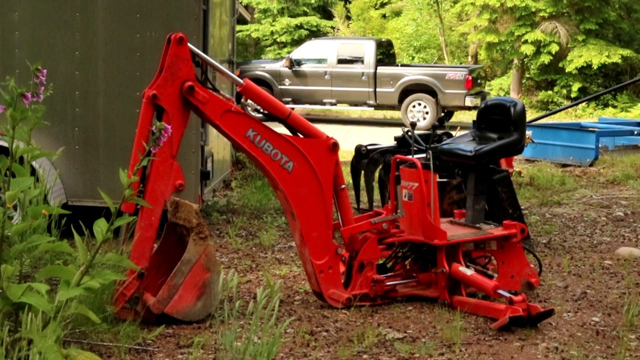 What Is The Best Tractor Attachment!!!  Daniel Woodell 12:43 HD