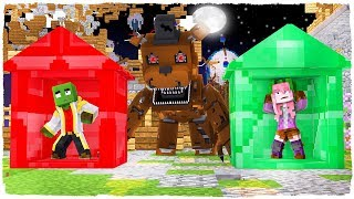 - FNAF FREDDY VS BASE PRO MINECRAFT