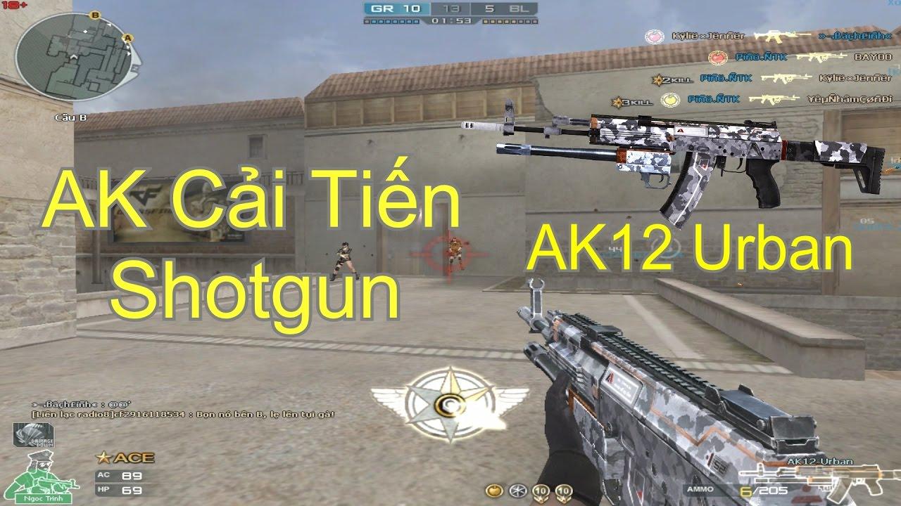 [ Bình Luận CF ] AK12 Urban ✓「Pino.NTK」