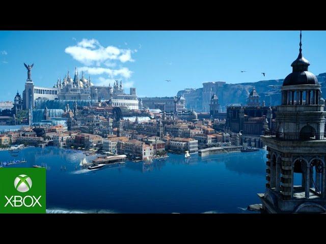 FINAL FANTASY XV - 101 Trailer