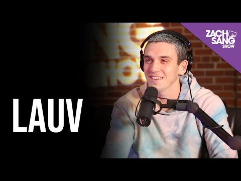 Lauv Talks Drugs & The Internet Depression and New