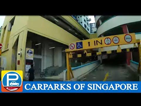 Chinatown Complex Car Park