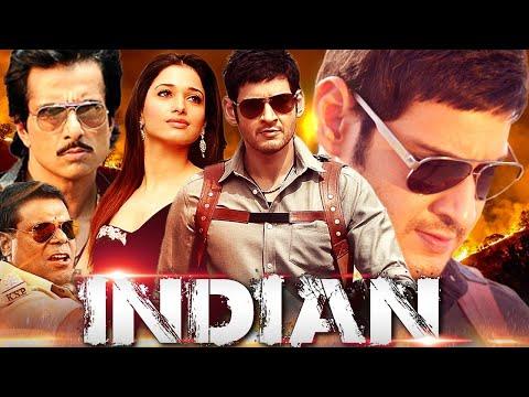 INDIAN | MAHESH BABU Action Movie | Mahesh Babu Movies In Hindi Dubbed Full