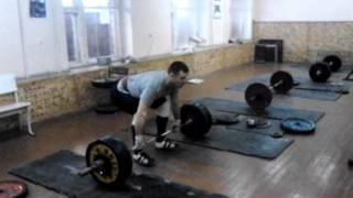 Тяжелая атлетика ,толчок 130 кг.