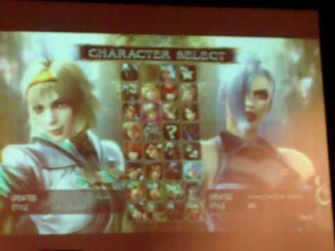 EVO 2k9 SC4 Finals Cassandra VS Ivy
