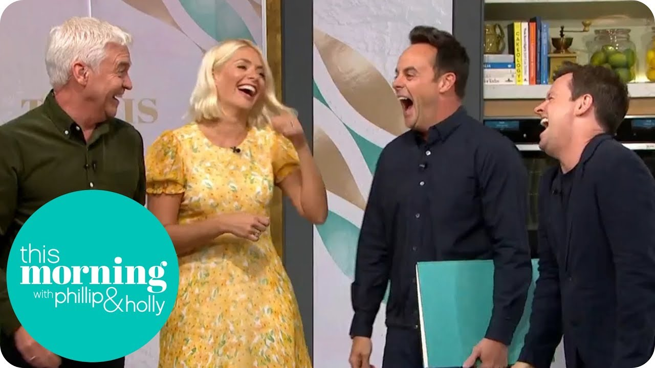 ITV dating show Holly Willoughby