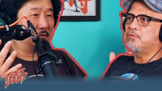 Bobby Lee Wants to Know How the Pixies Broke up ft. Joey Santiago