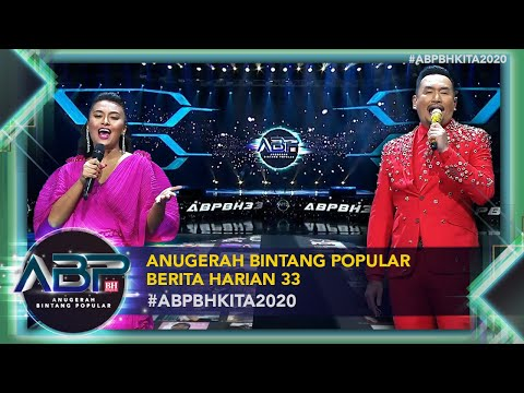 [LIVE] Malam Kemuncak Anugerah Bintang Popular BH 33 | #ABPBHKITA2020