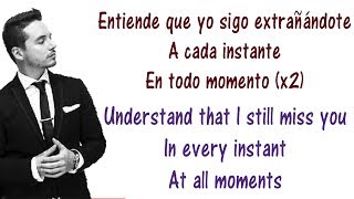 J Balvin - Sigo Extrañandote Lyrics English and Spanish - I still miss you - Translation & Meaning