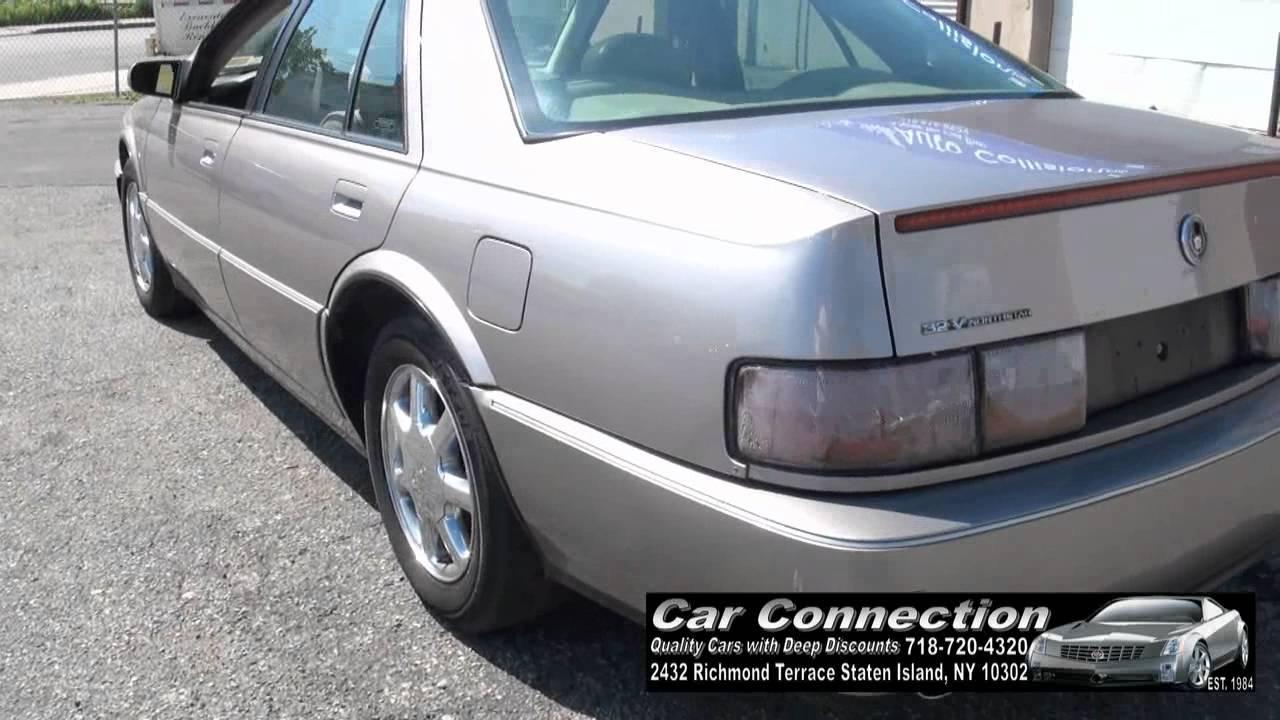 1997 Cadillac STS 32V Northstar V8 - YouTube