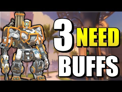 3 Heroes Who DESPERATLY NEED BUFFS ( Season 5 )   Overwatch