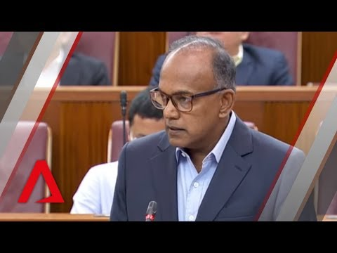 In Parliament: K Shanmugam on the City Harvest leaders' sentences