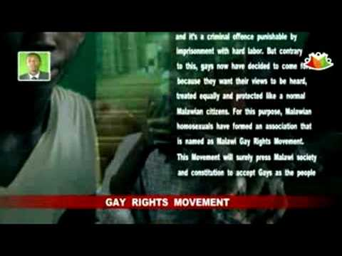 Homosexuals in Malawi begin Gay Rights Movement