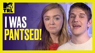 Bo Burnham & Elsie Fisher of 'Eighth Grade' Have All the Answers | Requestions | TRL