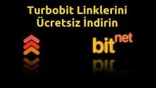 Turbobit & Uploaded Premium Hızda İndirme 11.06.2018 %100  işe yarıyor