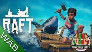 Raft (Early access) - Worthabuy?