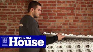 How to Install DIY Radiant Floor Heating