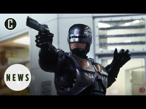 RoboCop Returns In the Works From District 9's Neill Blomkamp