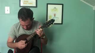 Shenandoah - Solo Mandolin