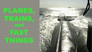 USS Portsmouth Tour w/ TIM ALLEN & MICKEY JONES - part 1