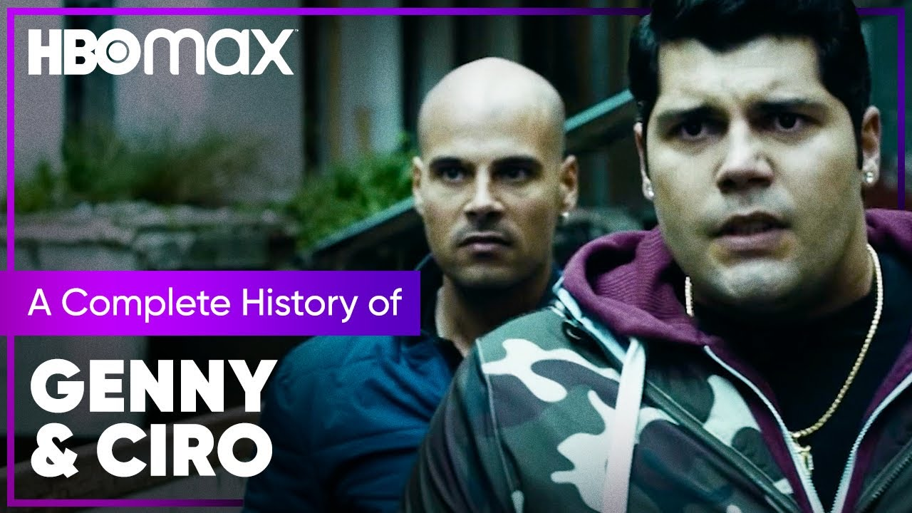 Download Gomorrah | The Complete History of Ciro & Genny | HBO Max