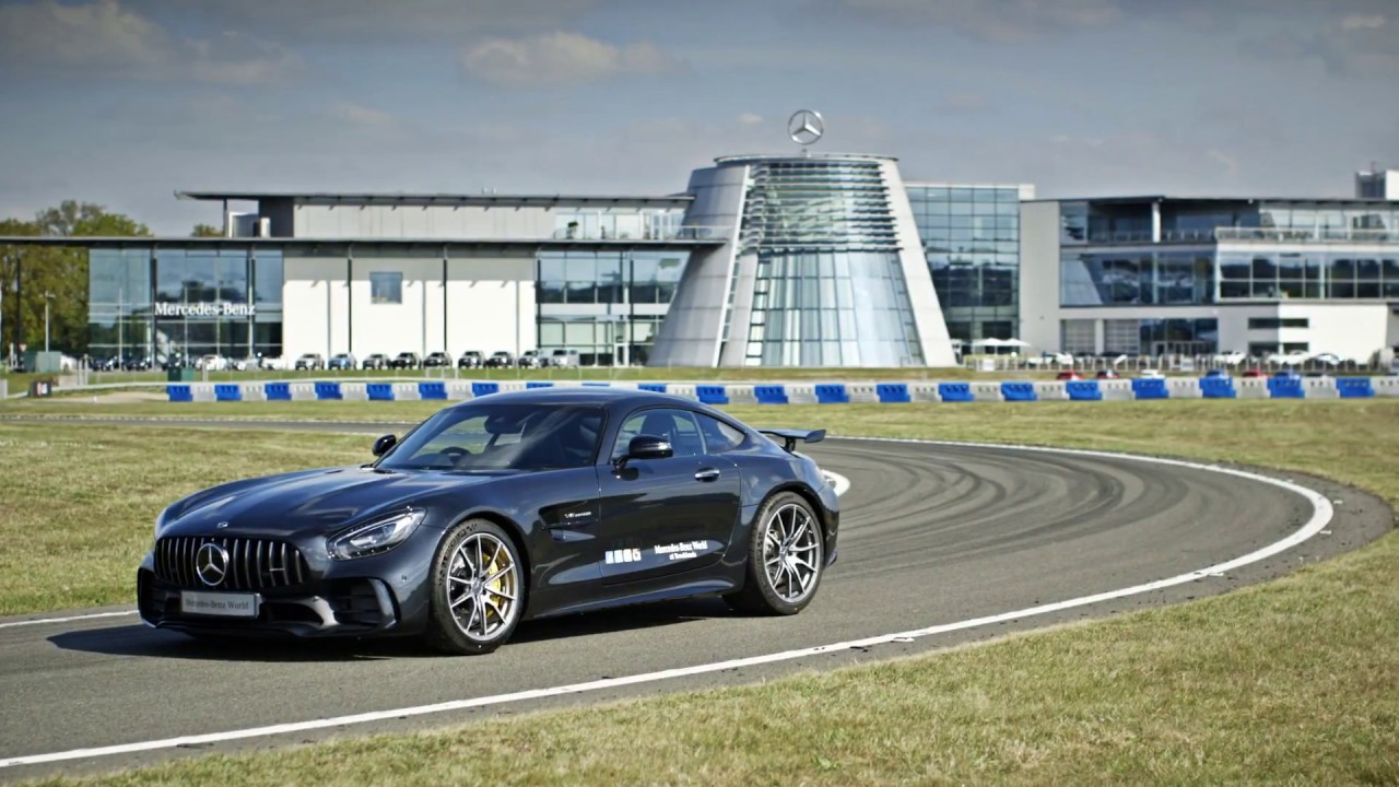 mercedes-amg gt r passenger rides & driving experiences at mercedes