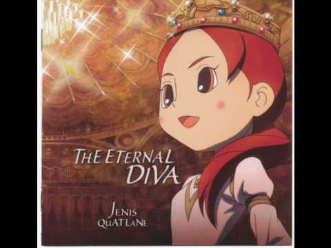 Professor Layton and the Eternal Diva OST- Records of Memories
