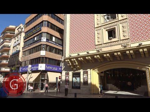 GRANADA | CENTRO | Calle Recogidas, frente a la iglesia de San Antón y CC Aliatar. 1/2