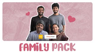 FAMILY PACK | Karikku | Comedy