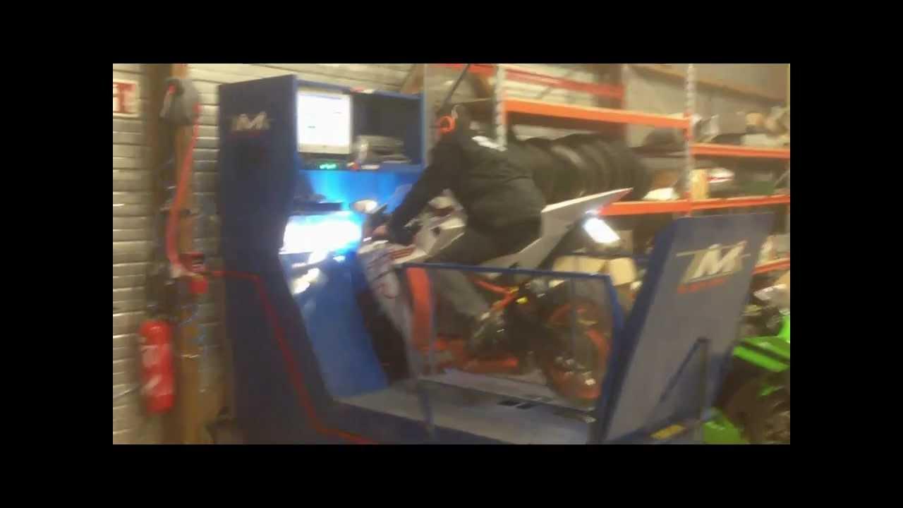 Banc de puissance moto tim moto sport rc8r 2011 youtube - Banc de puissance moto occasion ...