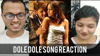 Dole Dole Song | Pokiri Song | Mahesh Babu | Ileana | RECit Reactions