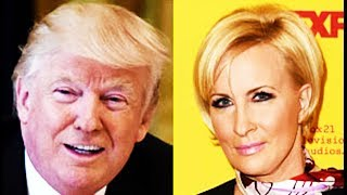 Trump's Demented Tweets About Mika & Morning Joe