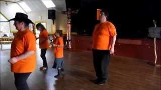 HONKY TONK - LINE DANCE  DEMO OHOLA WATCHIPI