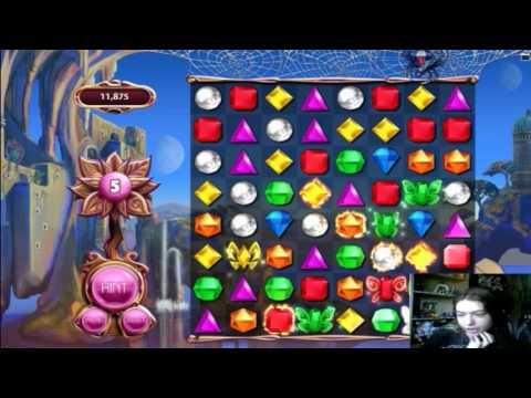 The Game That Can be Calming or a Pain- Bejeweled 3 |