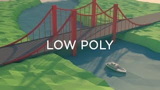 Lesson 5 - Low Poly Tutorial - Cinema 4D