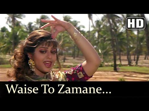 Bewaffa Se Waffa - Waise To Zamane Mein Bade Log Miley Hain - Asha Bhonsle