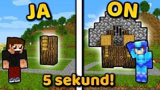 PRZEGRAŁEM Z MISTRZEM ŚWIATA! - Minecraft | ZIO i CYFER
