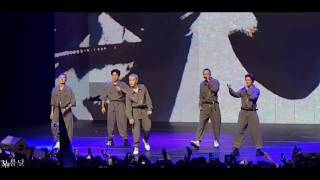 Ninety One - Men Emes (new song) 190809 JUZ TOUR 2091 in Astana