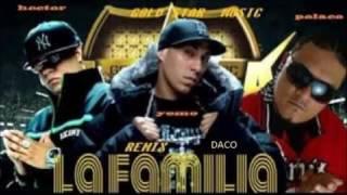 Esta Noche de Travesura - Héctor El Father feat. Divino - Gold Star Music: La Familia Reggaeton Hits