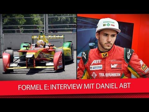 Formel E: Warum Daniel Abt als Audi-Werksfahrer etwas ernster wird - Interview