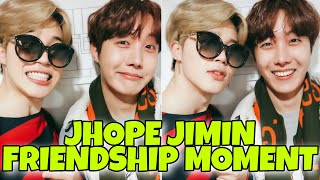 Compilation Friendship Moment of Jimin and Jhope BTS [part 1]