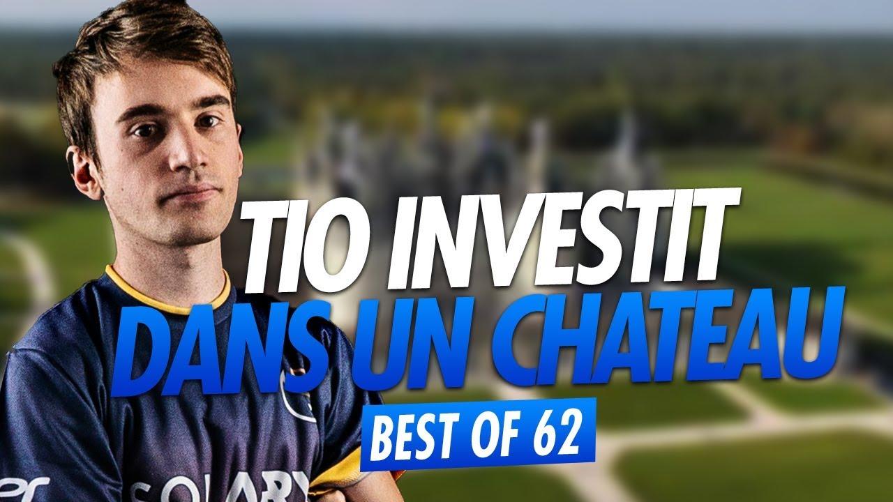 BEST OF SOLARY #62 ► TIO INVESTIT DANS UN CHÂTEAU !