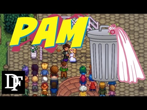 Stardew Valley - Marrying The Legendary Pam!